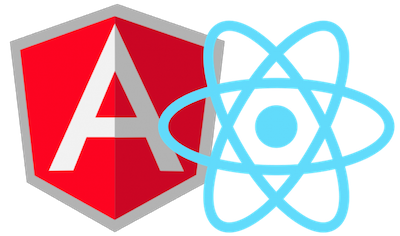 Angular, AngularJS, React, ReactJS, React Native